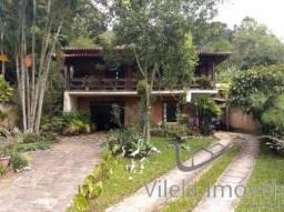 Casa à venda com 3 dormitórios em Plante cafe, Miguel pereira cod:769