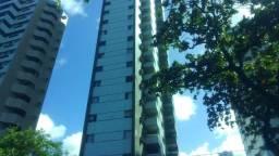 Apartamento triplex com 4 dormitórios para alugar, 403 m² por r$ 2.000/mês - torre - recif