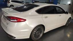 Ford fusion filé
