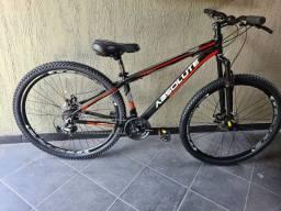 Bicicleta Absolut 15 Aro 29 Nova