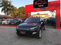 Range Rover Evoque Prestigie 2012 2.0 Aut. Interior Terracota Financia 100% Aceito Trocas