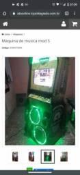 Manutenção  máquina de musicas