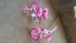 Bicicleta feminina novinha