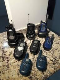 RADIO PX: 6 pares de rádios comunicadores