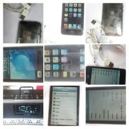 IPod Apple, Vendo ou troco, ipod 8Gb 4ª geração funcionando perfeitamente