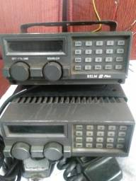 2 rádios Relm Plus