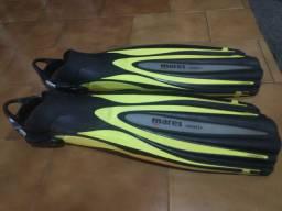 Nadadeiras Italianas Mares para Margulho