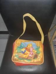 2 lancheiras e 1 bolsa