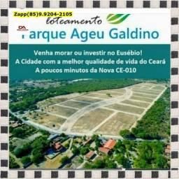 Lotes Parque Ageu Galdino><:*