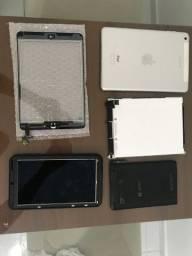 Vendo iPad mini modelo A1455 -16 gb + Tablet wou