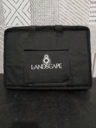 Pedalboard Landscape com fonte e bag