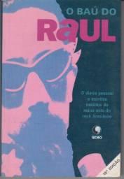 Pacote 3 Livros de Raul Seixas