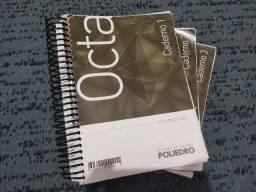 Caderno pré-vestibular Octa