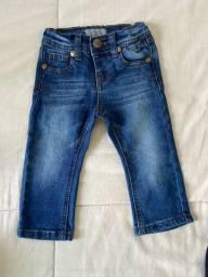 Vendo calças jeans menino