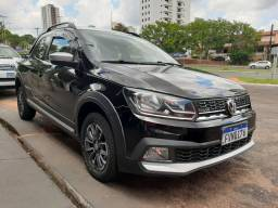 Saveiro Cross Cabine dupla 1.6 MSi Flex ano 2017