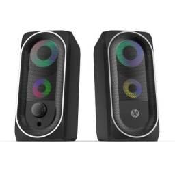 Título do anúncio: Caixa de Som HP Com LED - DHE-6001