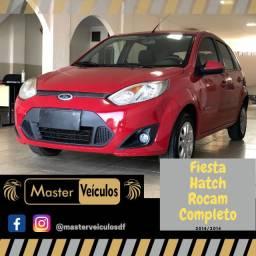 Ford Fiesta Rocam Completo, financiamos até 100%