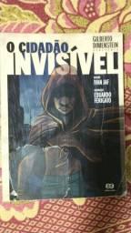 Livro O Cidadão Invisível - Gilberto Dimenstein