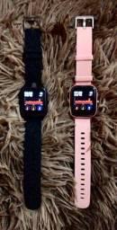Smartwatch p8 na promoção