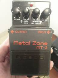 Pedal Metal Zone Boss