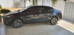 Corolla 2017/modelo 18, GLI upper, 15mil ACESSÓRIOS
