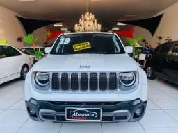 Título do anúncio: Jeep RENEGADE 1.8 16V FLEX LIMITED 4P AUT