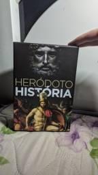 Título do anúncio: Livro Heródoto história