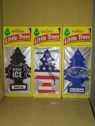 Título do anúncio: Aromatizante little trees importado