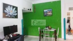Apartamento com 1 dormitório para alugar, 77 m² por R$ 1.500,00/mês - Santa Teresa - Rio d