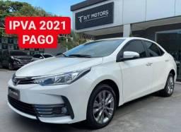Toyota Corolla XEI 2019 c/ Baixa Km - IPVA 2021 PAGO