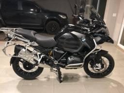 BMW R1200 Adventure Triple Black