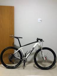 Bicicleta Caloi Carbon aro 29 tamanho L 19