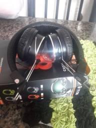 Headphone bluetooth novo nunca usado