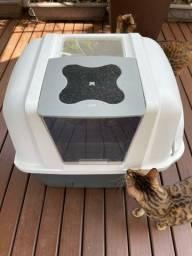 Título do anúncio: Banheiro Sanitário Gato Easy Clean