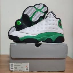 Título do anúncio: Air Jordan 13 Lucky Green