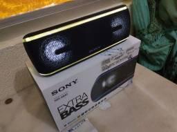 Título do anúncio: Caixa Sony original SRS XB41 aprova D'água