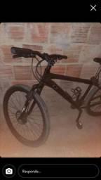 Título do anúncio: Vendo bicicleta toda boa 100%