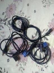 cabos para computador