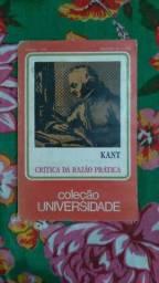 Crítica da razão pratica - Kant