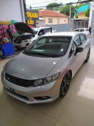 Título do anúncio: Honda Civic lxr 2014