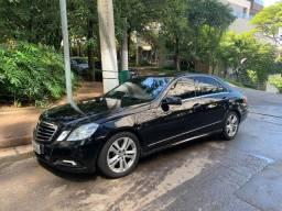 Mercedes E350 Blindada