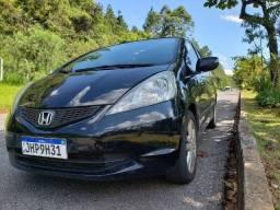 Honda Fit EX 1.5 Flex Aut 2011 - Preto