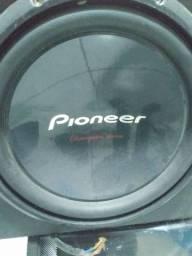 Título do anúncio: Sub da Pioneer