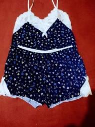 Título do anúncio: Baby Doll e Pijamas Femenino