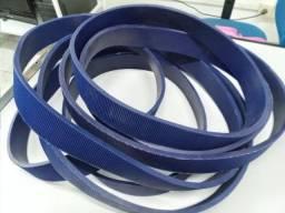 Título do anúncio: Cintas de silicone para tambor expansivo para construção de pneus