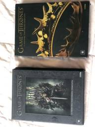 Dvd game of Thrones