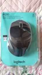 Título do anúncio: Mouse Logitech sem fio M280