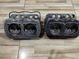 Título do anúncio: Vendo peças do motor de Fusca 1600