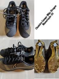 Chuteiras Nike, Adidas, Under Armour