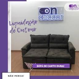 Sofa retratil 2,00  #Liquidação de outono